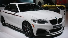 2015 NAIAS Live - BMW M235i with M Performance Parts