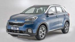 Following the Hyundai Creta, Kia KX3 could be made in Russia - Report