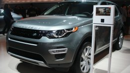 2015 NAIAS Live - Land Rover Discovery Sport (India-bound)