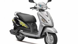 2015 Suzuki Swish launched at INR 56,482 - IAB Report