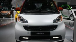 2015 NAIAS Live - Smart ForTwo Flashlight edition