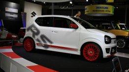 Tokyo Live - Suzuki Alto Turbo RS concept