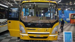 Tata Starbus Ultra SKOOL, Ultra AC Urban showcased - IAB Report