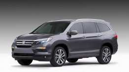 2016 Honda Pilot now available to pre-order - Philippines