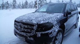 India-bound Mercedes GLS (GL facelift) to be launched in Europe in December - Report