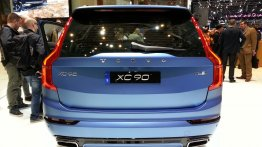 Volvo XC90 R-Design, V60 CC and S60 CC - 2015 Geneva Live