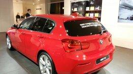 2015 BMW 1 Series - Geneva Live [Update - Mega Gallery]