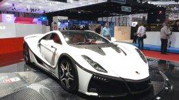 2015 GTA Spano - 2015 Geneva Live