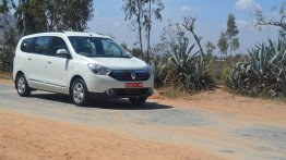 Prices of Renault Lodgy slashed by nearly INR 1 Lakh