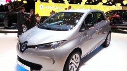 2015 Renault Zoe - 2015 Geneva Live