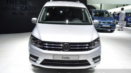 2015 VW Caddy - 2015 Geneva Live