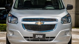 India-bound Chevrolet Spin gets feature updates in Brazil - IAB Report
