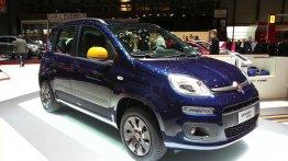 Fiat Panda K-Way - 2015 Geneva Live