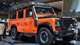 Land Rover shelves plan to build the mini Defender in India - Report