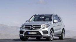 India-bound Mercedes GLE unveiled - IAB Report