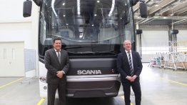 Scania India inaugurates bus manufacturing facility at Narasapura - IAB Report