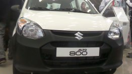 India-made Suzuki Alto 800, K10 with dual airbags, ABS launched - Algeria