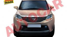 Tata Hexa crossover concept debuts tomorrow in Geneva - Report