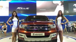 India-bound 2015 Ford Endeavour (Everest) showcased in Philippines - IAB Report