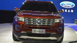 2016 Ford Explorer - Auto Shanghai Live