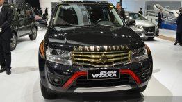 Suzuki has not given up on the Grand Vitara's successor - Report