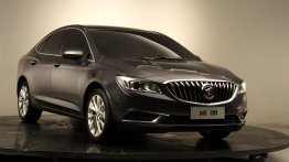 2016 Buick Verano revealed at Shanghai GM Gala Night - Report
