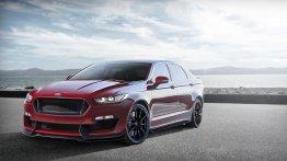2016 Ford Taurus SHO - Rendering