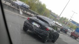 Production-spec Infiniti Q30 (Merc A Class rival) spotted in Germany - Spied