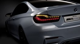 BMW highlights conceptual OLED taillights for future M model - IAB Report