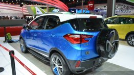 BYD Yuan with BMW-like gearlever, EcoSport-like styling debuts in Shanghai - IAB Report