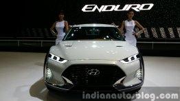 Hyundai Enduro SUV concept - 2015 Seoul Live