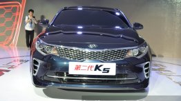 2016 Kia K5 (Chinese-Spec) - Auto Shanghai Live