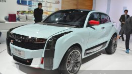 Qoros 2 SUV concept - Auto Shanghai Live