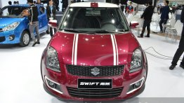 Suzuki Swift (first gen) and Grand Vitara special editions - Auto Shanghai Live