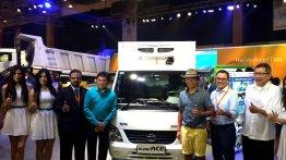 Tata showcases 6 CVs and 3 cars at the Manila International Show - IAB Report