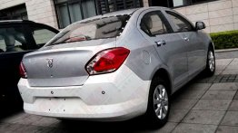 Chevrolet Sail-based Baojun 330 spotted undisguised - China