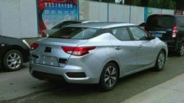 Nissan Lannia sedan will launch in September - China [Update]
