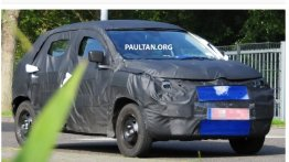 Renault Kayou (Renault XBA) starts testing in Europe - Spied