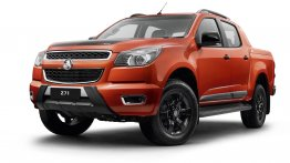 2015 Holden Colorado Z71 unveiled - Australia