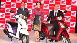 2015 Honda Aviator and Activa i (facelifts) launched - IAB Report
