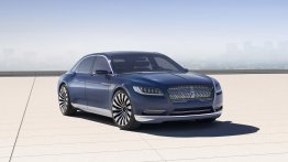 Lincoln MKS to be axed in 2016, replaced by Lincoln Continental - Report
