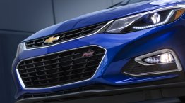 India-bound 2017 Chevrolet Cruze diesel gets 9-speed gearbox in USA