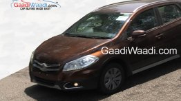 SX4 S-Cross likely to be called 'Maruti S-Cross' in India, will come in 6 colors - Report