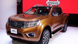 Next-generation Nissan Frontier unveiled in Buenos Aires - Report