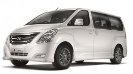 Hyundai H1 Limited edition to launch during BIG Motor Sale - Thailand