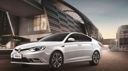 2015 MG6 (facelift) launched in Thailand - IAB Report