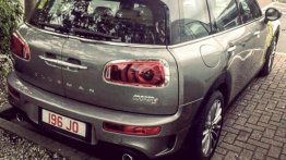 2016 Mini Clubman spotted in the wild post unveil - Spied