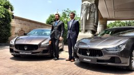 Maserati reveals prices for India, announces re-entry - IAB Report [Images Updated]