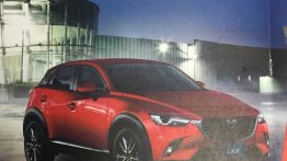 2015 Mazda CX-3 starting price revealed in newsletter - Malaysia