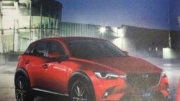 2015 Mazda CX-3 starting price revealed in newsletter - Malaysia